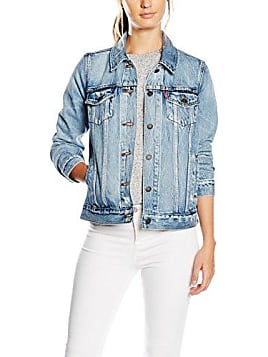 Lewis jeans jacke damen