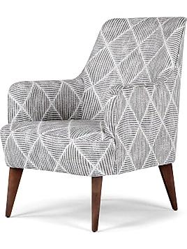 sessel in grau jetzt bis zu 50 stylight. Black Bedroom Furniture Sets. Home Design Ideas