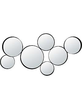 miroirs ronds de plus de 11 marques jusqu 39 40 stylight. Black Bedroom Furniture Sets. Home Design Ideas