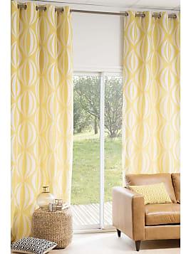 rideaux en jaune de plus de 24 marques jusqu 39 40 stylight. Black Bedroom Furniture Sets. Home Design Ideas