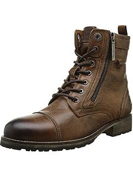 Black 253 616, Desert Boots Femme, Beige (Cognac Le 452), 38 EU