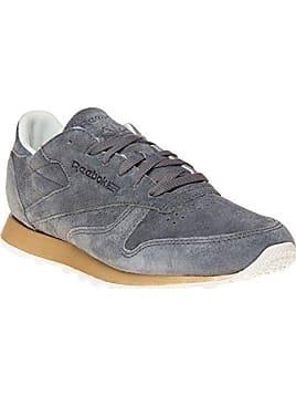 Reebok Classic Suede New Metal Damen Sneaker Grau: