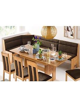 sitzb nke mit lehne 22 produkte sale bis zu 50 stylight. Black Bedroom Furniture Sets. Home Design Ideas