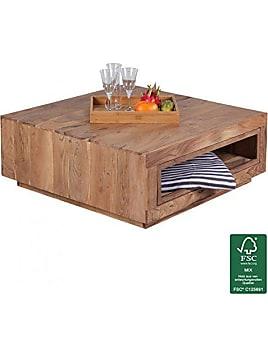 Affordable Fabulous Couchtisch Massivholz Akazie X Cm Design Ausziehbar  Landhaus With Couchtisch Mit Schublade Holz With Couchtisch Massivholz Mit  Schublade ...