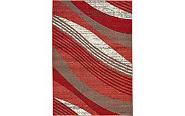hochflor teppiche in rot 5 produkte sale ab 8 99. Black Bedroom Furniture Sets. Home Design Ideas