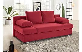 Schlafsofa rot  Schlafsofas in Rot: 17 Produkte - Sale: bis zu −50% | Stylight