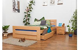 Einzelbett mit schubladen buche  Einzelbetten Kinder | rheumri.com