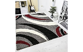Teppich schwarz rot  Vimoda® Teppiche: 52 Produkte jetzt ab 10,86 € | Stylight