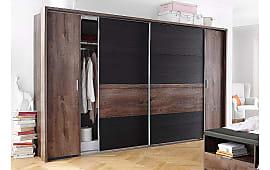 Schwebetürenschrank schwarz braun  Wimex® Möbel: 306 Produkte jetzt bis zu −50% | Stylight
