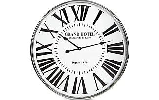 horloges murales 362 produits jusqu 39 20 stylight. Black Bedroom Furniture Sets. Home Design Ideas