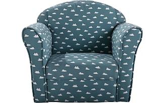 fauteuils en bleu 167 produits jusqu 39 34 stylight. Black Bedroom Furniture Sets. Home Design Ideas