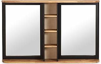 miroirs de salle de bain de plus de 27 marques jusqu 39 18 stylight. Black Bedroom Furniture Sets. Home Design Ideas
