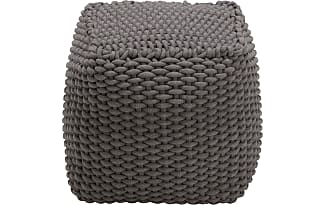 alina pouf tress gris xcm with pouf alinea. Black Bedroom Furniture Sets. Home Design Ideas