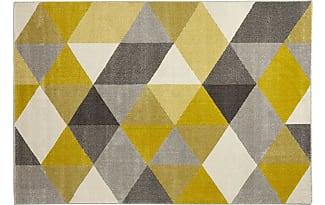 tapis pour salon en jaune 13 produits jusqu 39 20. Black Bedroom Furniture Sets. Home Design Ideas
