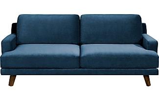 Canapés 2 Places en Bleu de plus de 23 marques jusqu  −35