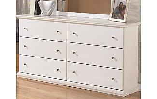 Ashley Furniture Bostwick Shoals Dresser By Ashley HomeStore, White