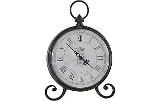 Ashley Furniture Home Accents Table Clock By Ashley HomeStore, Black
