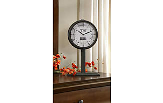 Delightful Ashley Furniture Home Accents Table Clock By Ashley HomeStore, Bronze Finish
