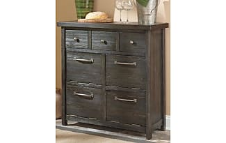 Ashley Furniture Lamoille Dining Room Server By Ashley HomeStore, Dark Gray