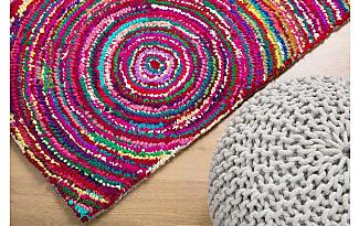 Teppich rund bunt  Hochflor Teppiche − Jetzt: bis zu −53% | Stylight
