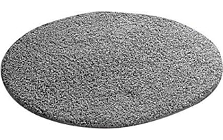 Teppich rund grau hochflor  Hochflor Teppiche in Grau: 83 Produkte - Sale: bis zu −53% | Stylight