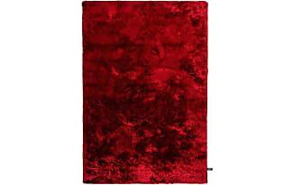 Hochflor teppich rot benuta shaggy hochflor teppich whisper rot x