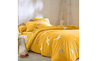 housses de couette en jaune de plus de 14 marques jusqu 39 40 stylight. Black Bedroom Furniture Sets. Home Design Ideas