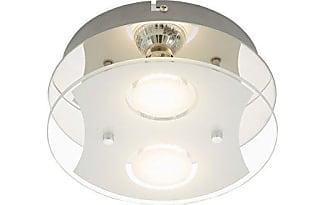Briloner Deckenleuchte LED Lampe Deckenlampe Strahler Spots Wohnzimmerlampe Deckenstrahler