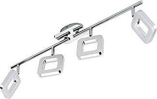 Briloner LED Deckenstrahler Deckenleuchte Deckenlampe Spots Strahler Wohnzimmerlampe Deckenspot