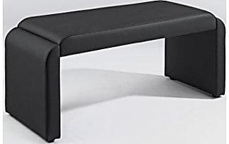 sitzbank gepolstert mit lehne cheap byron bench wartebnke. Black Bedroom Furniture Sets. Home Design Ideas