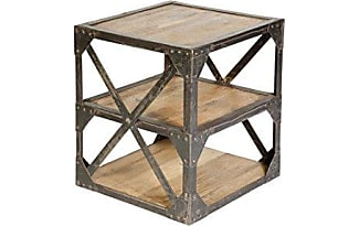 CDI Furniture MD1113 Industrial Side Table