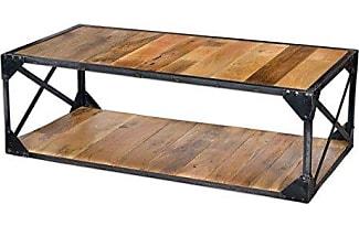 CDI Furniture TC1196 Industrial Coffee Table, 47 X 16 X 24 Inch