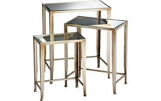 Cyan Design S 05475 Harrow Nesting Tables Ideal Gift For Wedding, Floral /  Floor Vase