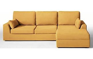canap s convertibles en jaune 25 produits jusqu 39 35 stylight. Black Bedroom Furniture Sets. Home Design Ideas