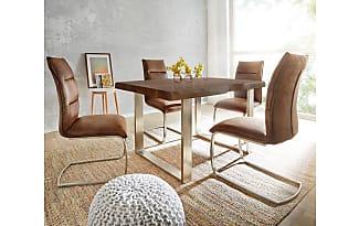tische in braun 1109 produkte sale bis zu 40 stylight. Black Bedroom Furniture Sets. Home Design Ideas