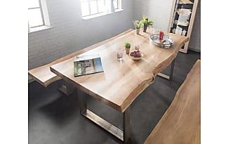 holztische 471 produkte sale bis zu 52 stylight. Black Bedroom Furniture Sets. Home Design Ideas