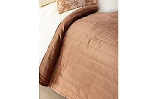 donna karan home fullqueen awakening velvet quilt