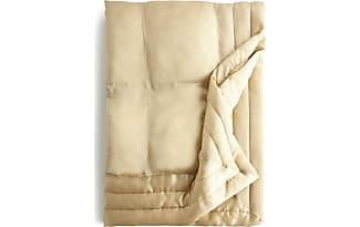 donna karan home silk quilted throw 50x70