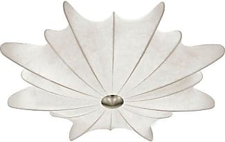 Eglo Deckenleuchte Modell Calandra In Nickel Mattfarbenem Stahl Lampenschirm Cocoon HV 2