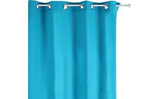 rideaux en bleu 312 produits jusqu 39 50 stylight. Black Bedroom Furniture Sets. Home Design Ideas