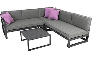 Loungemöbel outdoor grau  Loungemöbel − Jetzt: bis zu −50% | Stylight