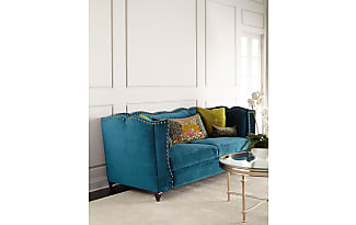 Haute House Home Santiago Peacock Sofa