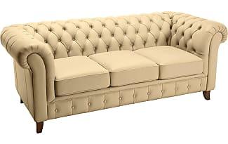 Ledersofa weiß  2-Sitzer Sofas in Weiß − Jetzt: bis zu −63% | Stylight