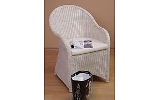 ≥ rotan stoel met wit kussen fauteuils marktplaats