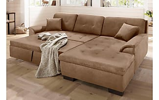Xxl sofa mit bettfunktion  Sofas: 4514 Produkte - Sale: bis zu −50% | Stylight