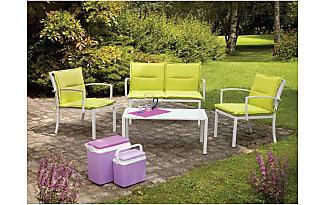 Emejing Salon De Jardin Avec Coussin Vert Images - ansomone.us ...