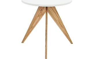 beistelltische in wei jetzt bis zu 40 stylight. Black Bedroom Furniture Sets. Home Design Ideas