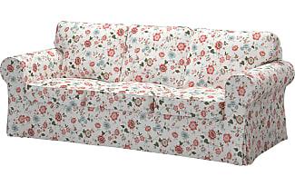 IKEA EKTORP, 3er Sofa, Videslund Bunt, Bunt