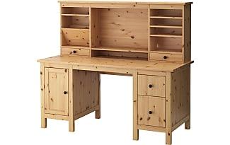 schreibtische in braun jetzt bis zu 30 stylight. Black Bedroom Furniture Sets. Home Design Ideas