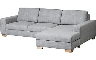 Amazing Ikea Srvallen Ersofa Mit Rcamiere Rechts Isunda Grau With 2er Sofa  Grau